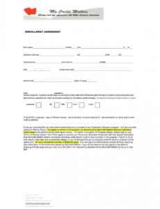 free credit repair agreement template  fill out and sign printable pdf template   signnow credit repair contract template sample