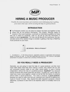 free record label contract template ~ addictionary independent record label contract template doc
