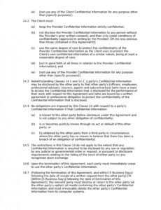 free social media marketing contract template ~ addictionary marketing agency contract template excel