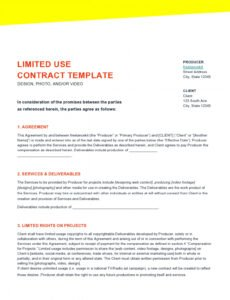 sample 38 free freelance contract templates ms word  templatelab freelance video editing contract template pdf