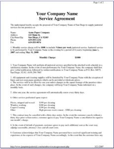 commercial carpet cleaning contract template  vincegray2014 carpet cleaning contract template example