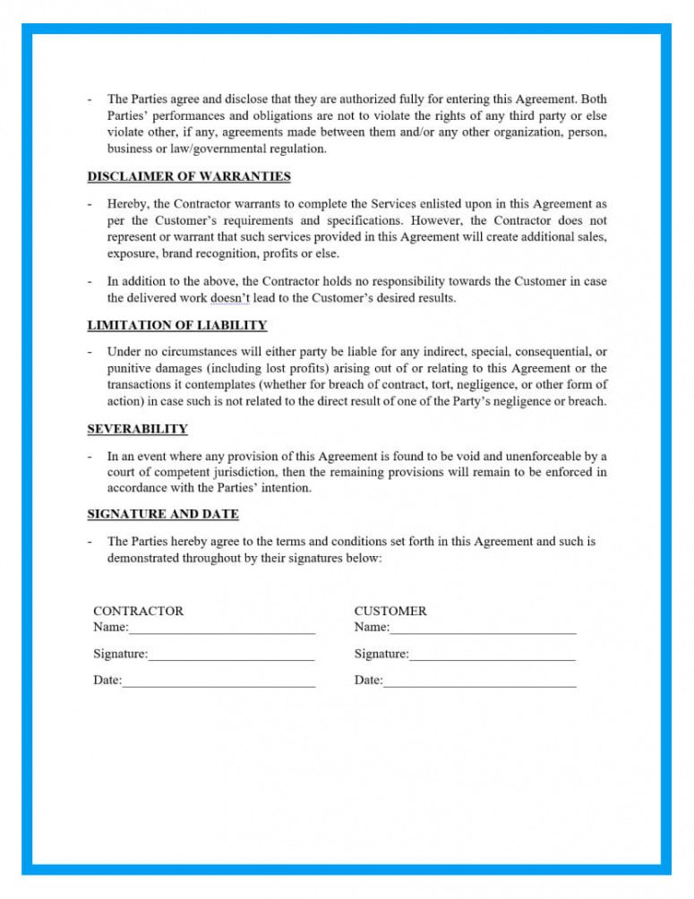 free roofing contract template samples roofing contract agreement template doc