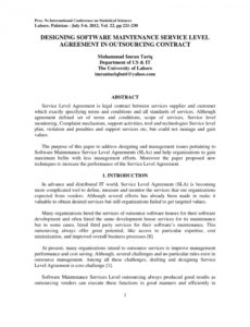 printable pdf designing software maintenance service level agreement computer maintenance contract template