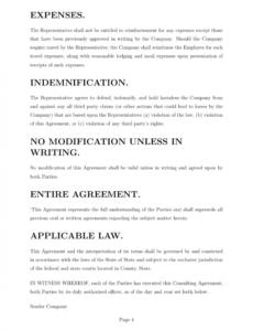 sample agreements  profit sharing agreement template template revenue sharing contract template example