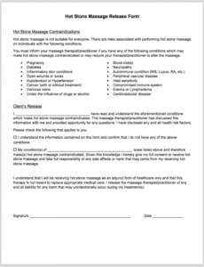 sample free forms  my massage world massage membership contract template pdf