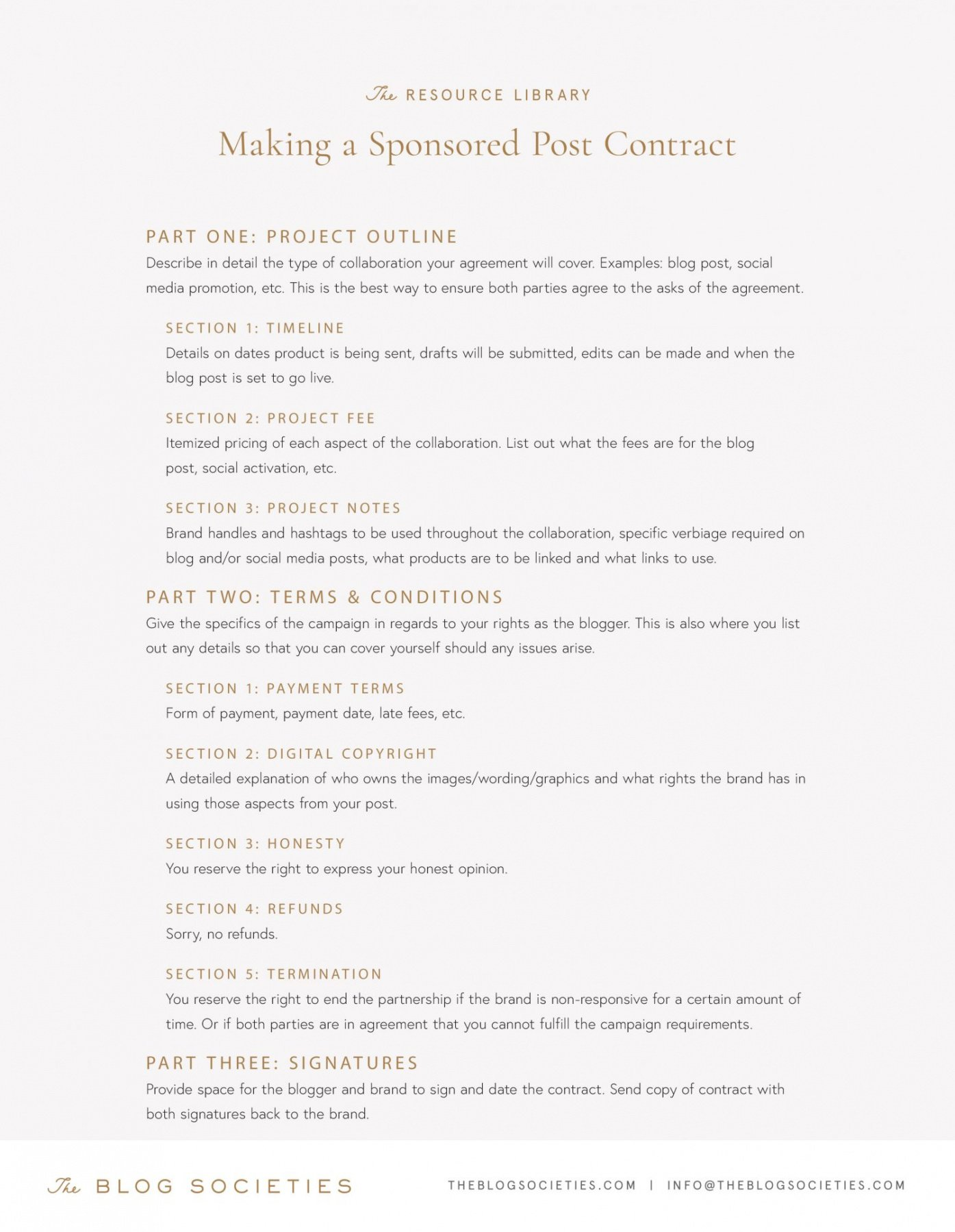 what to do when you haven't been paid  the blog societies blogger contract template pdf