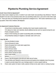 Editable Engineering Services Contract Template Pdf Example