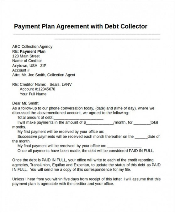 Professional Legal Contract Template For Payment Pdf Example