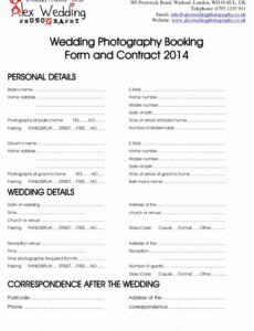 Free Venue Rental Contract Template