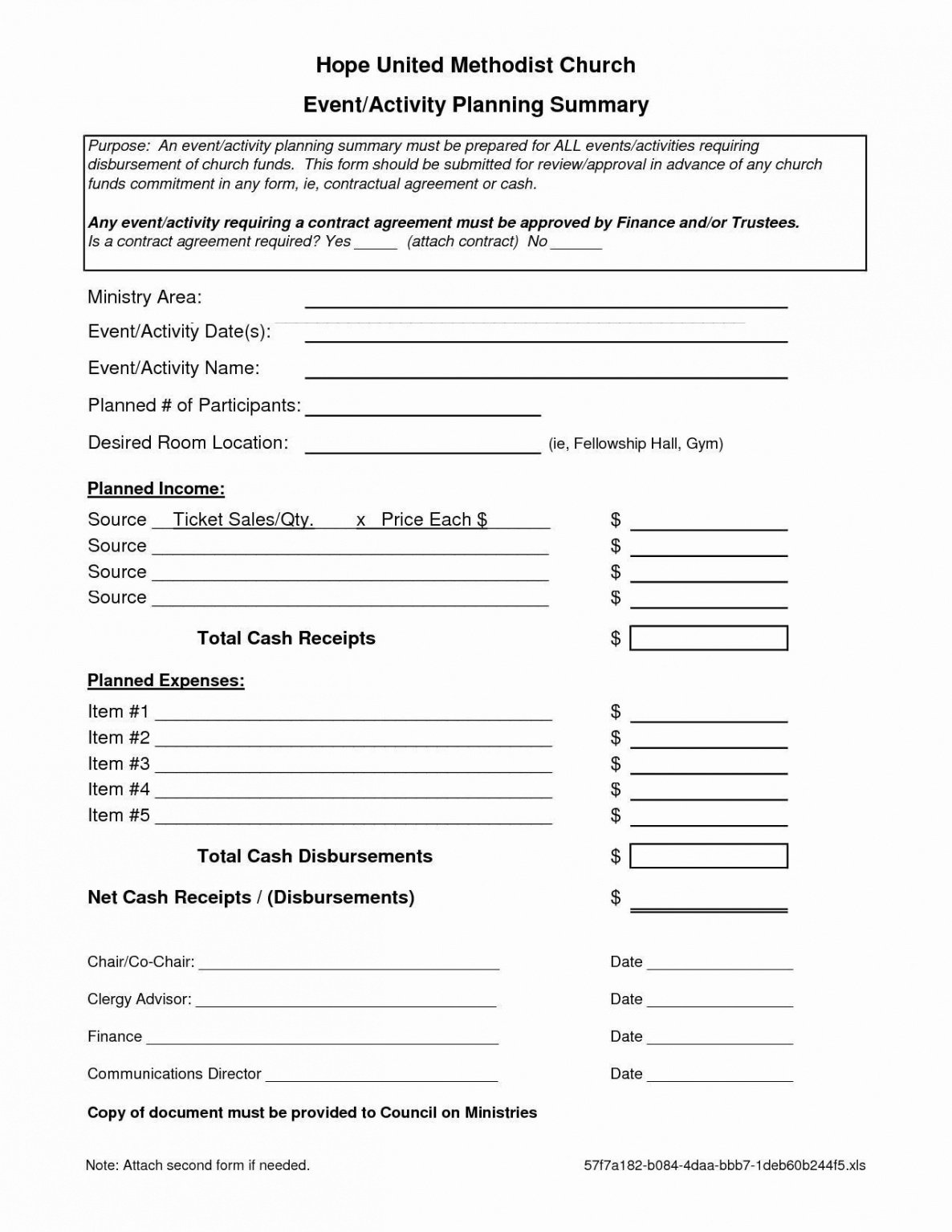 Best Contract For Event Planning Services Template  Example