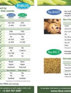 Best Food Broker Contract Template Excel Example