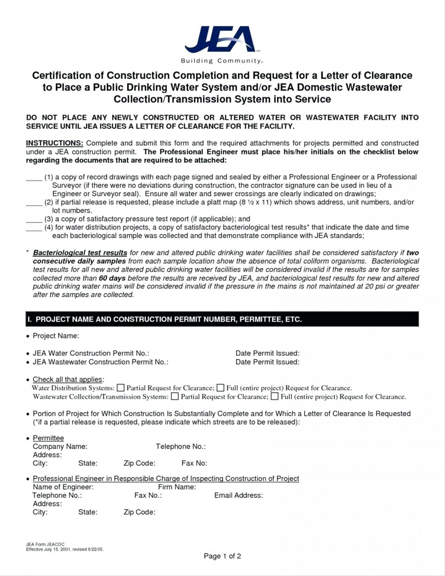 Editable Project Manager Contract Template Pdf Sample