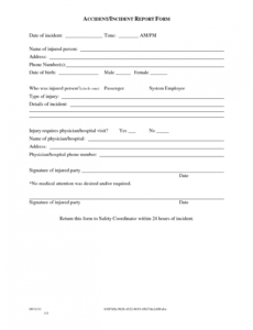 Printable Security Contract Proposal Template Pdf Example