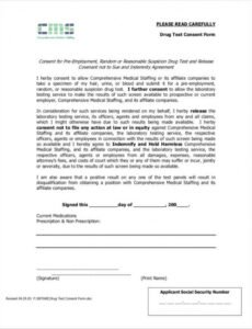 Professional Commission Based Employment Contract Template Excel Example