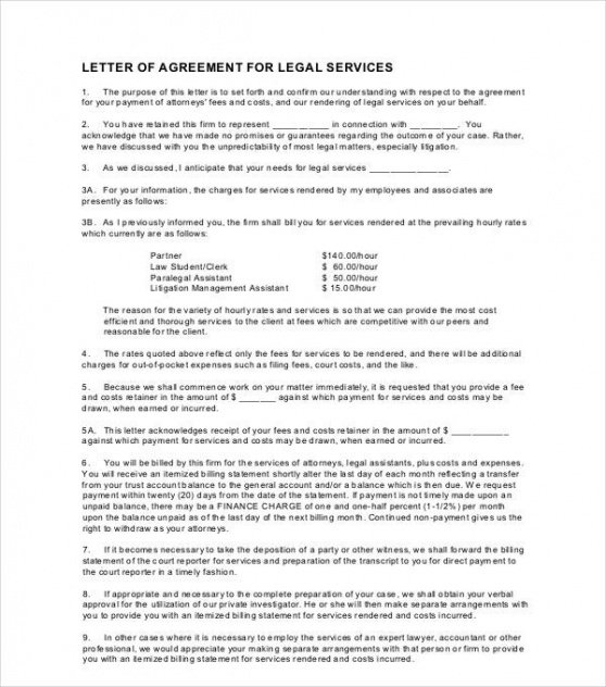 Professional Legal Business Contract Template