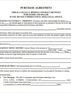 Contract For Adults Living At Home Template Word Example