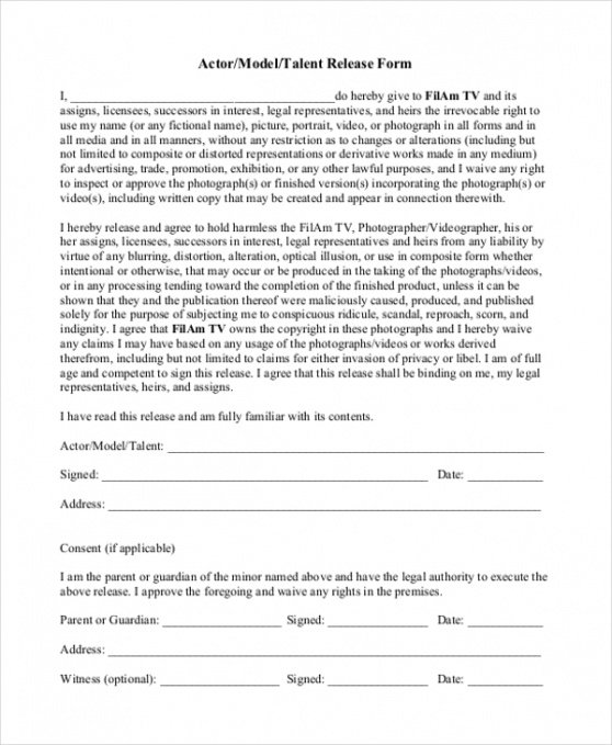 Professional Radio Station Contract Template Doc Sample