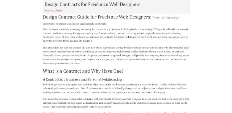 Best Aiga Contract Template Doc Example