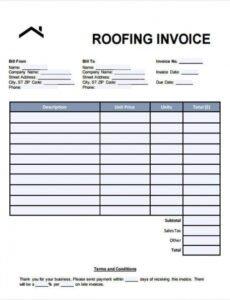 Costum Deck Contract Template Excel