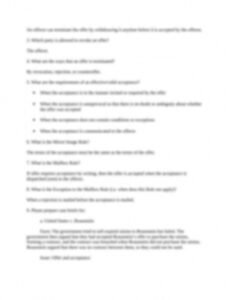 Editable Bilateral Contract Template Doc
