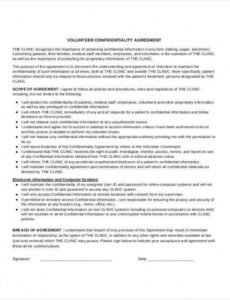 Doctor Patient Contract Template Pdf Sample