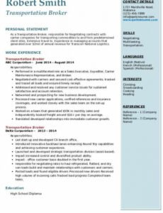 Free Freight Contract Template Doc Sample